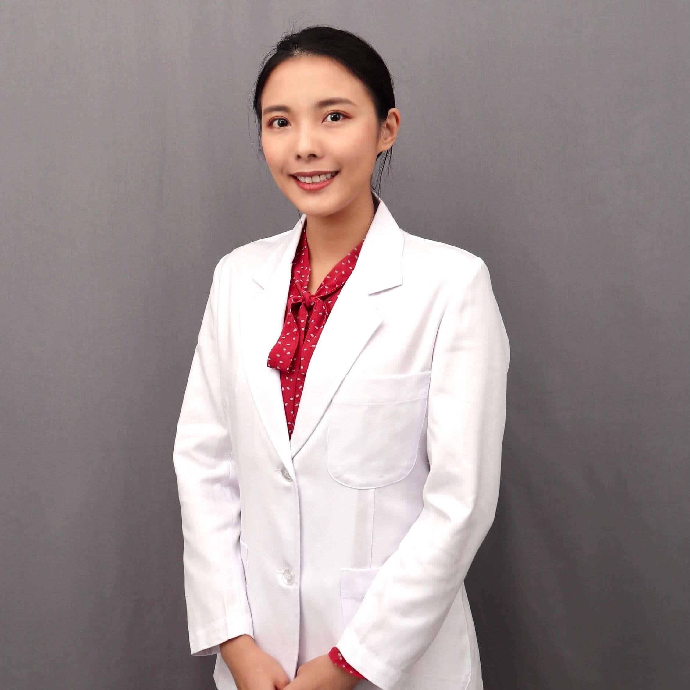 竹北牙醫推薦饒庭伃牙醫師