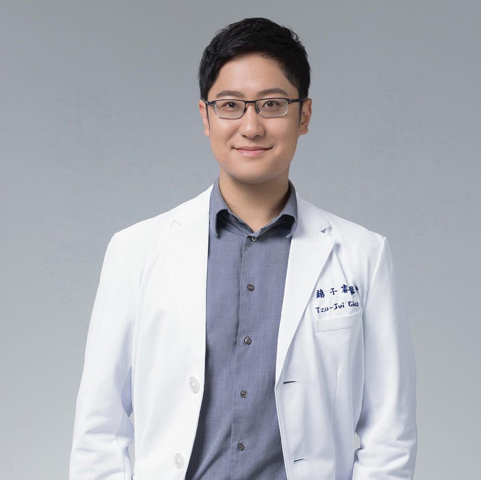 竹北假牙推薦趙子睿牙醫師